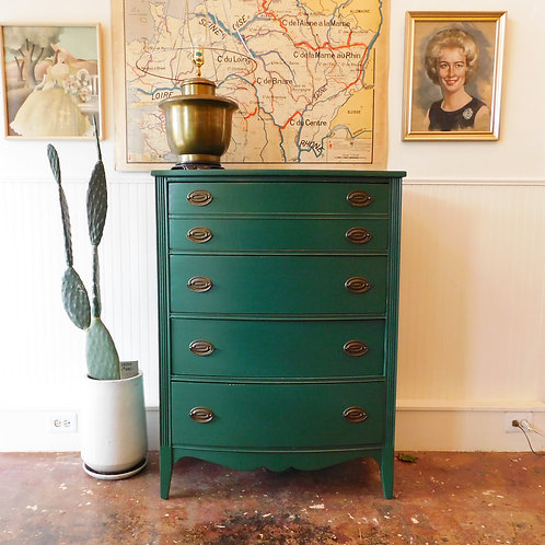 Evergreen Chest of Drawers