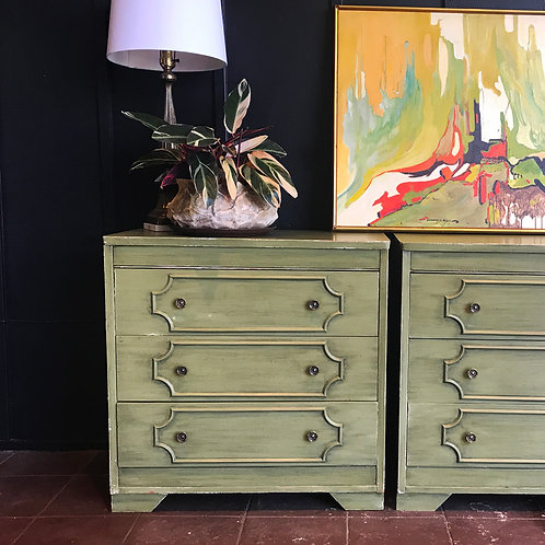 Verde Mid-Century Chest of Drawers