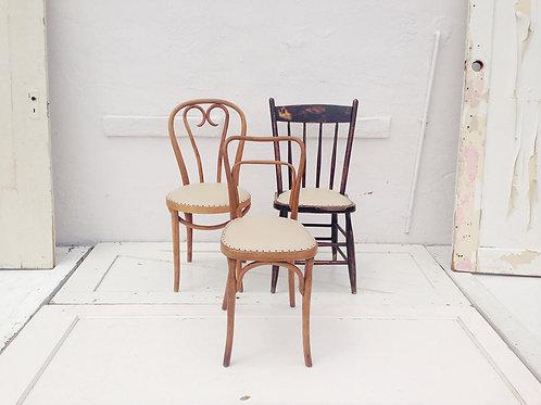 Zona Rosa Petite Chairs