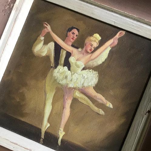 Jaune Ballerinas (1 available)