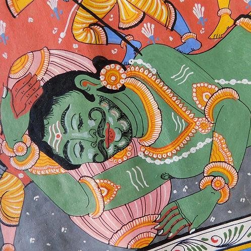 Vintage Orissa Indian Art