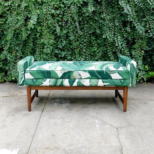 Safari Palm Bench