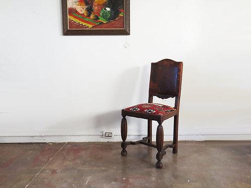 Rustic Kilim Chair II