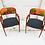 Thumbnail: Mid-Century Style Chair Set