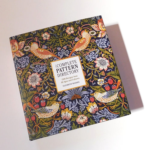 The Complete Pattern Dictionary