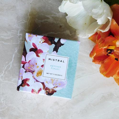 Apricot Fleuri Soap