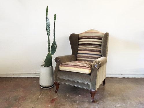Sonoran Desert Wing Chair