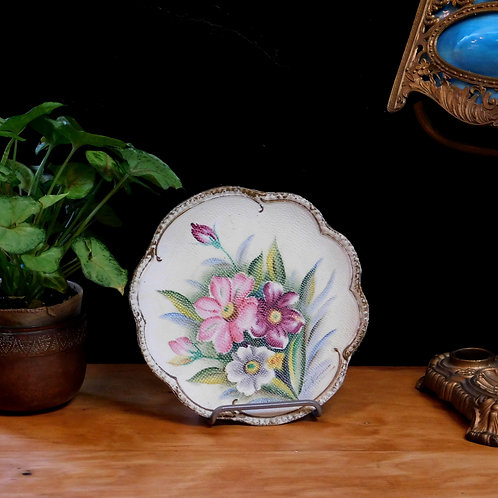 Decorative French Cottage Plate