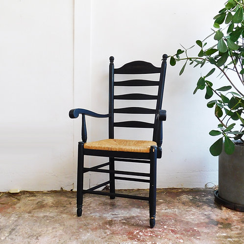 Ladder Back Chair w/Arms