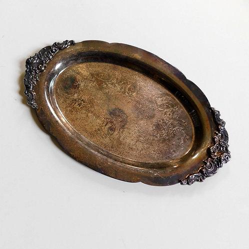 Small Silver Tray