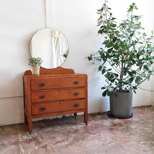 'Lucille' Vanity Dresser