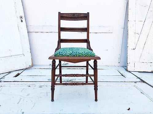 Ramona Wax Fabric Chair