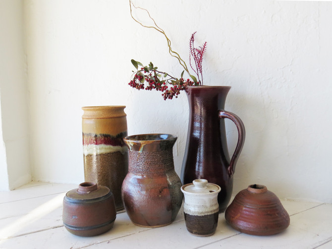 Soulful Stoneware to Warm your Home