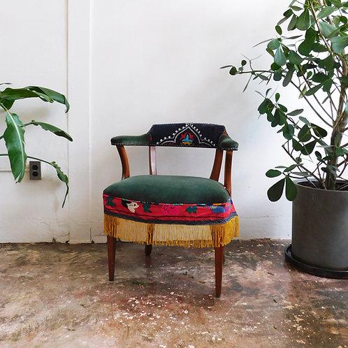 Suzani Fringe Chair