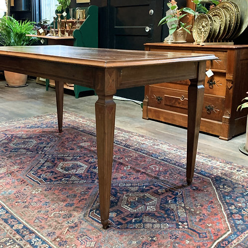 Antique Inlay French Table
