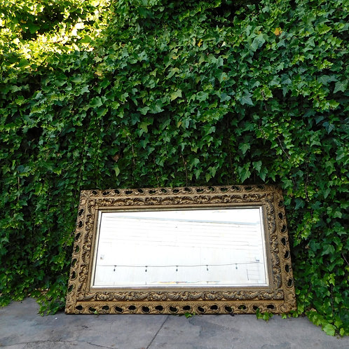 Antique Victorian late 1800's / early 1900's Mirror