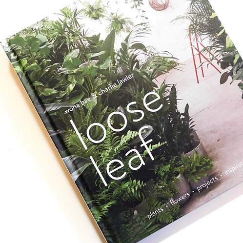 Loose Leaf Hardback Book