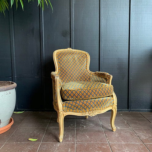 Petite Louis Bergere Chair