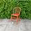 Thumbnail: Antique Rouge Farmhouse Chair