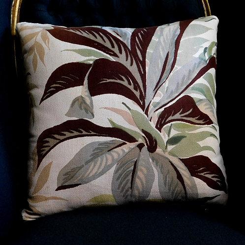 Sweet Botanical Pillow