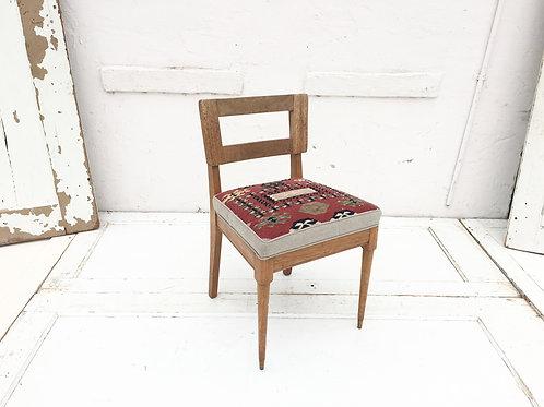 Mod Afghan Chair