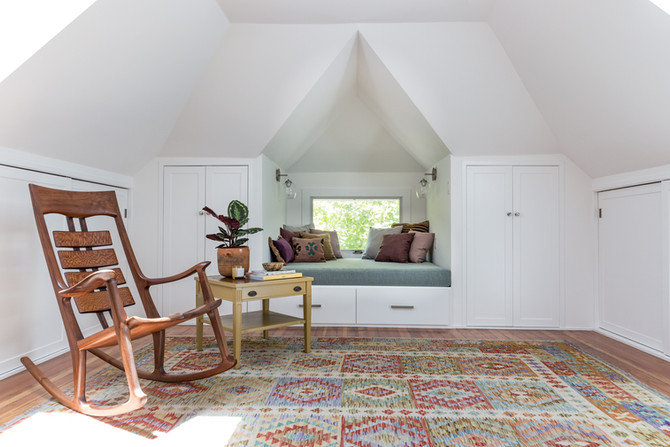 Berkeley Attic Transformation