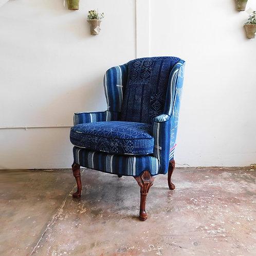 Indigo Arm Chair
