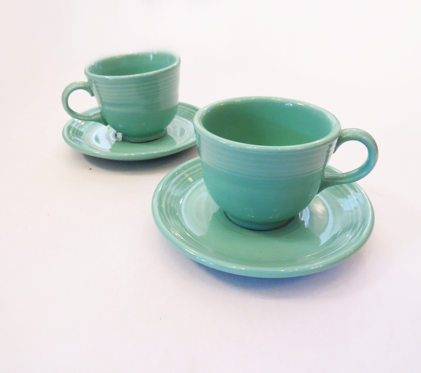 Mint Fiesta Cup Set