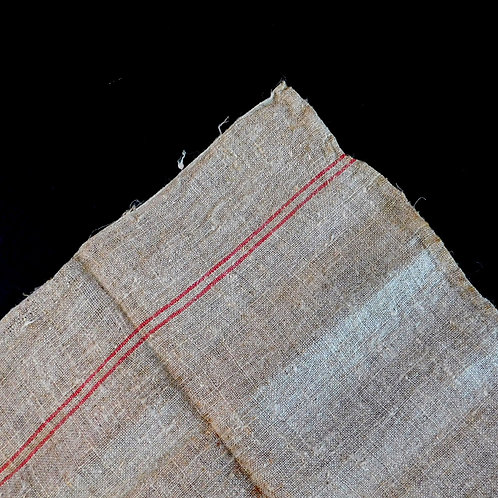 Rustic French Linen Towels