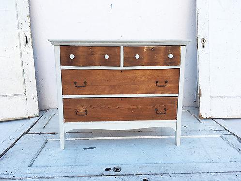 Antique Neutral Dresser