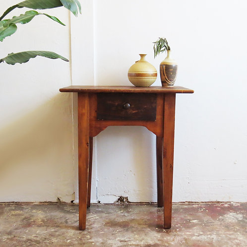 'Mabel' Rustic Side Table