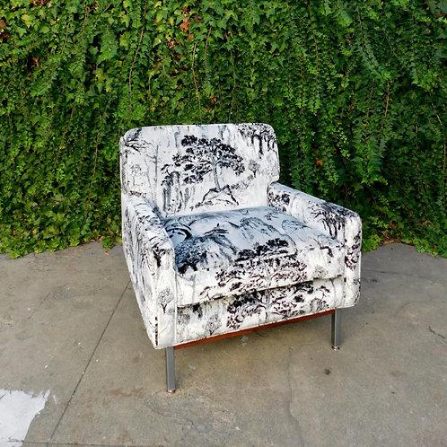 Jade Temple Modernist Chair