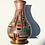 Thumbnail: Modernist Blush Brass Vase