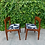 Thumbnail: Møller Style Dining Head Chairs (price per chair)
