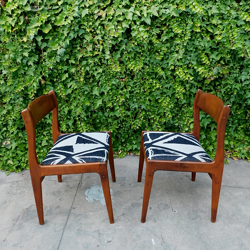 Møller Style Dining Head Chairs (price per chair)