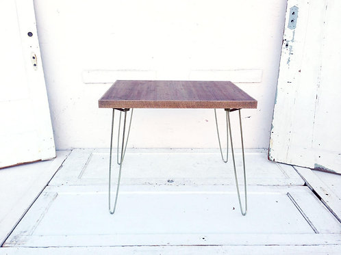 Square Hairpin Table