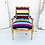 Thumbnail: Mexican Zarape Chair