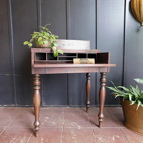 Antique Hideaway Desk