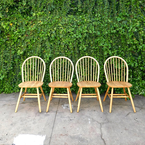 Ashwood Farmhouse Chairs (set of 4)