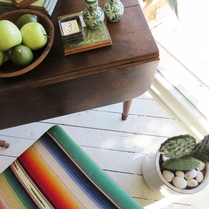 Upholstery & Decor with Vintage Textiles