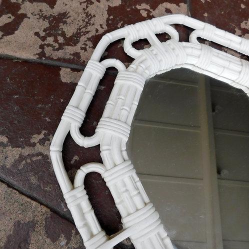 Blanche Bamboo Garden Mirror