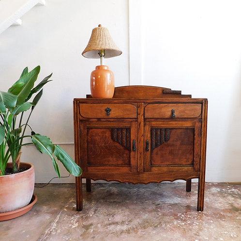 'Fitzgerald' Art Deco Cabinet