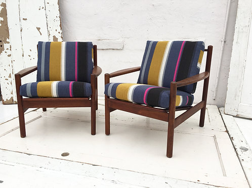 Mid-Century Knoll Chairs