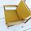 Thumbnail: Mustard Mid-Century Chair