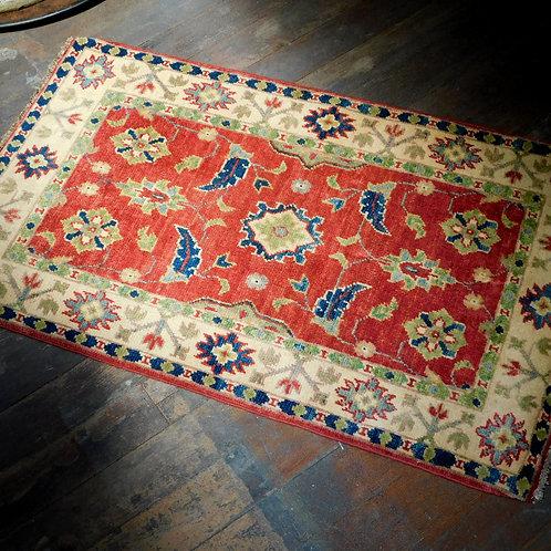 Afghan Orleans Wool Rug