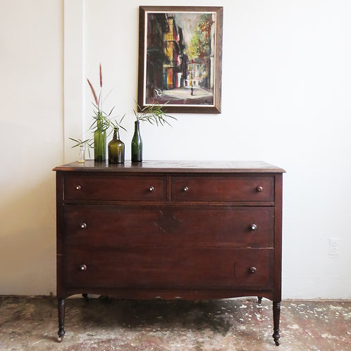 Primitive Chest of Drawers