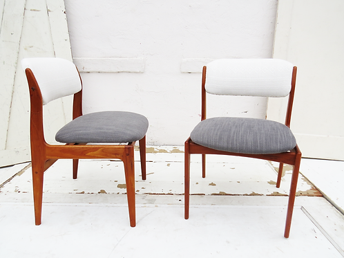 Mid-Century Style Accent Chairs