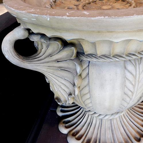 Vintage Urn Bird Bath