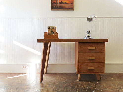Ziggy Limed Oak Desk