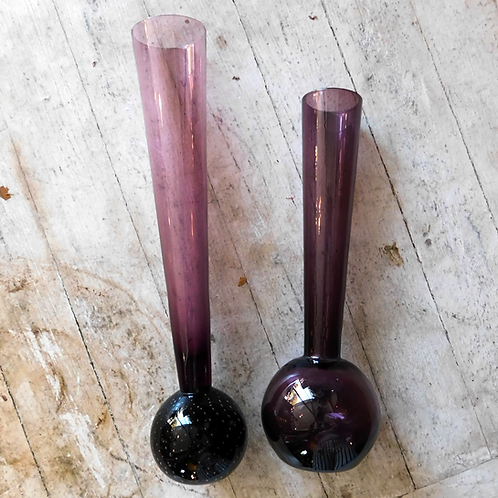 Art Deco Style Bud Vases